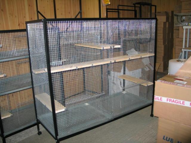 chinchilla cage - photo #27