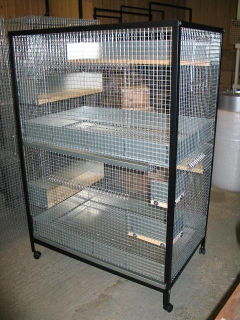 chinchilla cage - photo #13